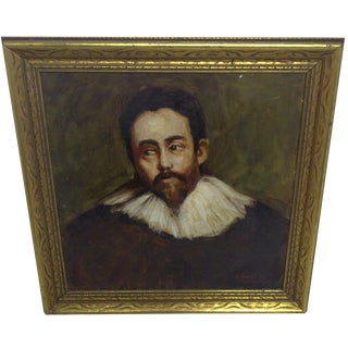 """""""Spanish Nobleman"""" by William Newfield For Sale"""