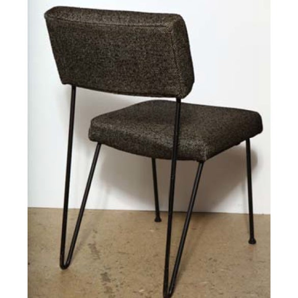 Mid-Century Modern Dorothy Schindele Chairs - Pair For Sale - Image 3 of 5