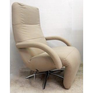 Vintage Ligne Roset Spider Base Recliner/Lounge Chair Preview