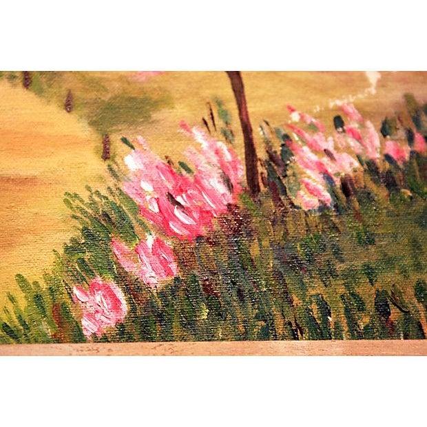Original Framed Landscape Painting - Image 5 of 5