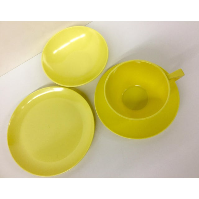Sun Valley Mel Mac Service for 3 Tableware - 12 Pc. For Sale - Image 5 of 11