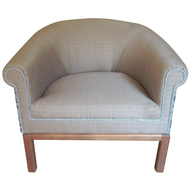 Metropolitan Furniture Company Club Chair - Image 1 of 7