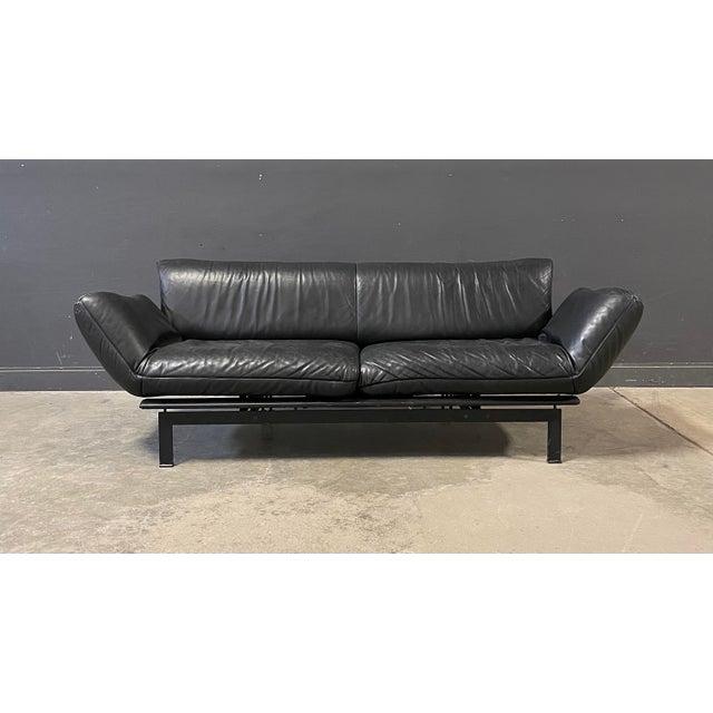 De Sede Leather Sofa For Sale - Image 12 of 12