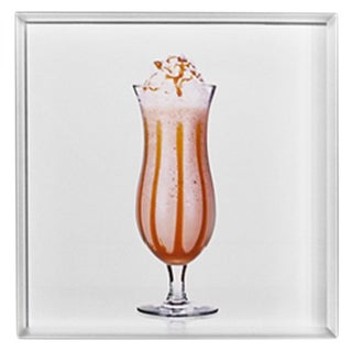 'Irish Milkshake' Limited-Edition Cocktail Portrait Photography For Sale