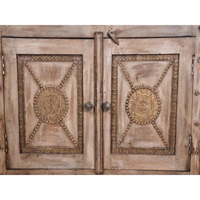 Mango Wood Cabinet Sideboard - Image 5 of 6