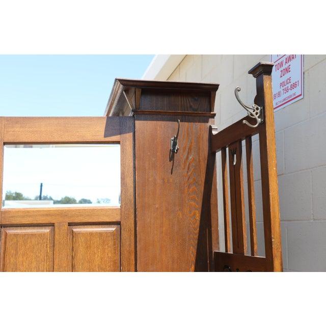 Antique Curio Cabinet - Image 7 of 9