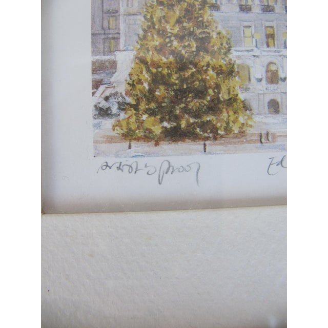 Christmas at the Capitol, Artist Proof - Image 4 of 8