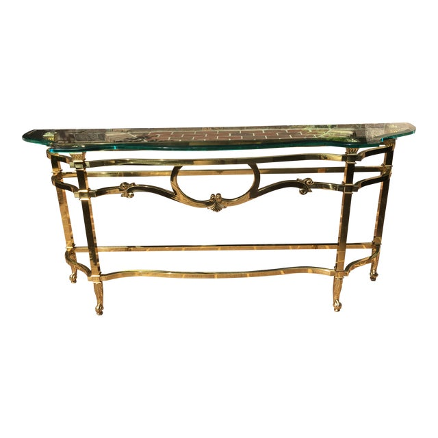 LaBarge Sofa Table For Sale