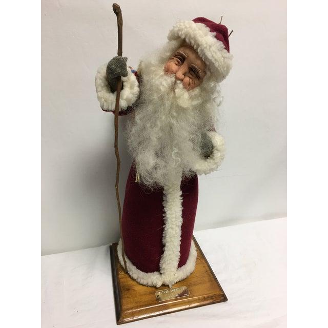 Sara Baker Hand Made Father Christmas - Image 10 of 10