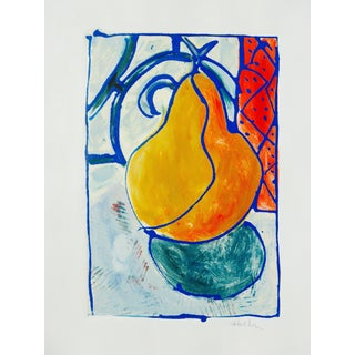 """Golden Pear"" by Martha Holden For Sale"