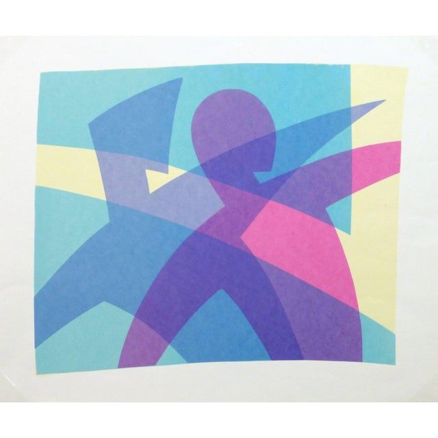 1980s Abstract Dancers For Sale - Image 5 of 5