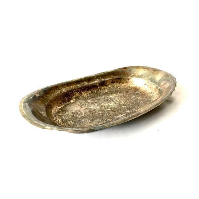 Oval Silver Tray - Image 3 of 9