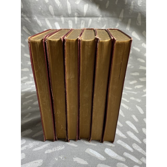 1898 Browning Book Collection - Set of 6 For Sale In Saint Louis - Image 6 of 12