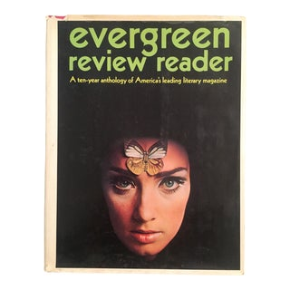 Vintage Mid-Century Evergreen Review Reader Book For Sale