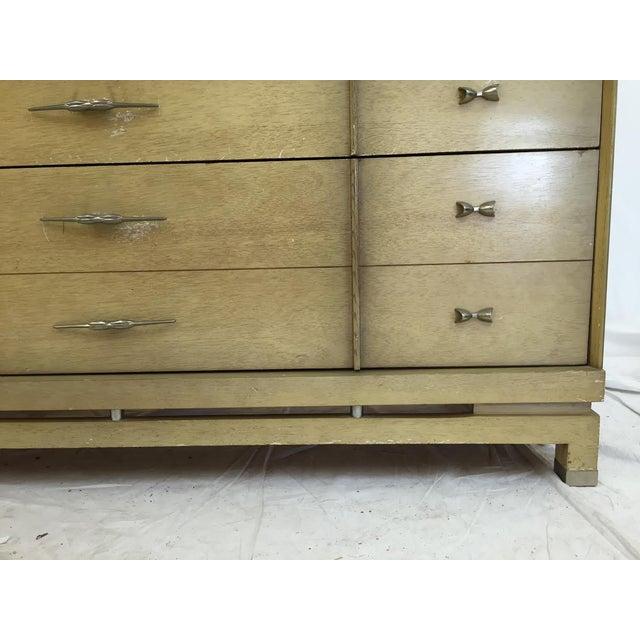 Bassett Furniture Mid-Century Dresser