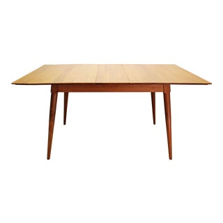 Mid-Century Danish Modern Paul McCobb Planner Group Extension Dining Table