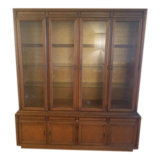 Mid Century Display Hutch Etagerie For Sale