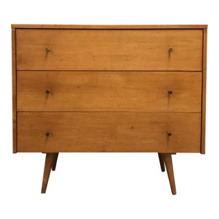 1950s Rustic Paul McCobb Planner Group Chest of Drawers For Sale