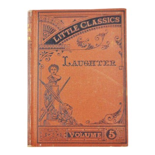1876 Little Classics Laughter Volume 5 Hardbound Book - 9 Stories For Sale