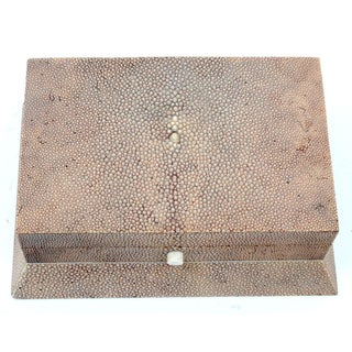Shagreen Box With Secret Compartment Preview