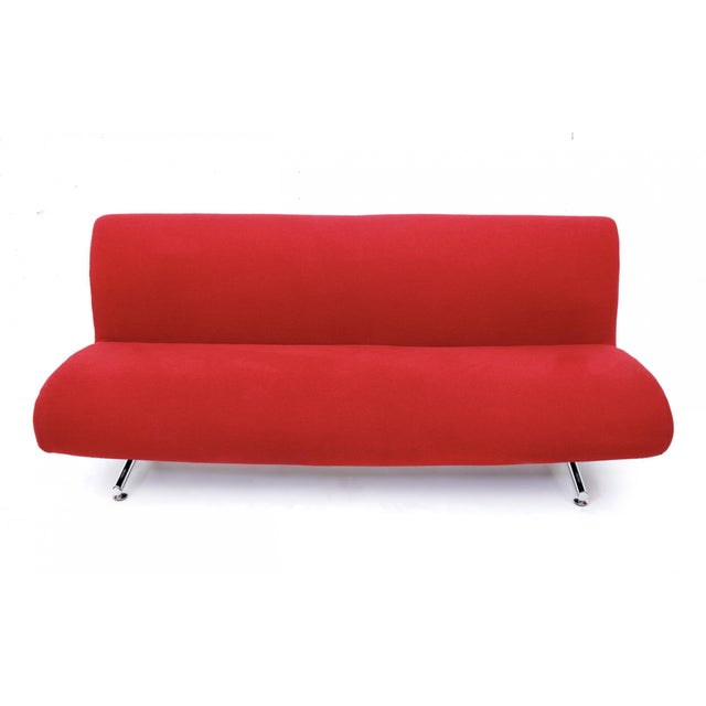 """Rarely seen """"Tara Sofa"""" by Rene Holten for Artifort. Produced in France circa 1990's."""