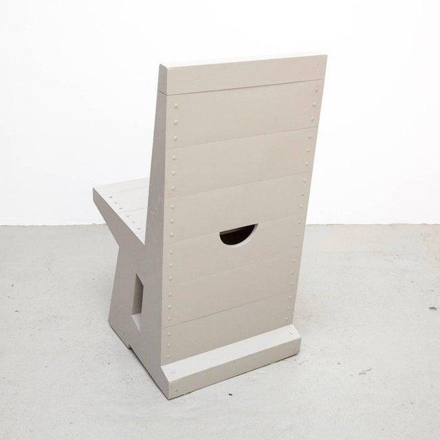 Dom Hans van der Laan Pair of Easy Chairs - Image 4 of 11
