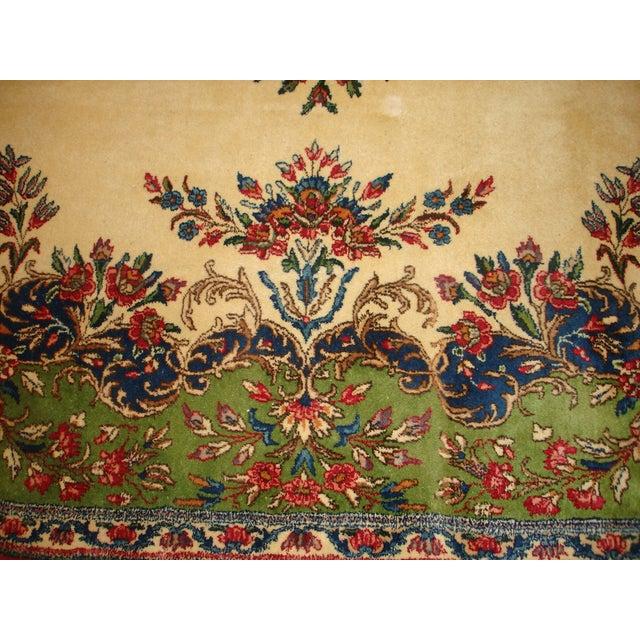 """Lavar Kerman Carpet - 9'6"""" X 13'5"""" - Image 6 of 7"""