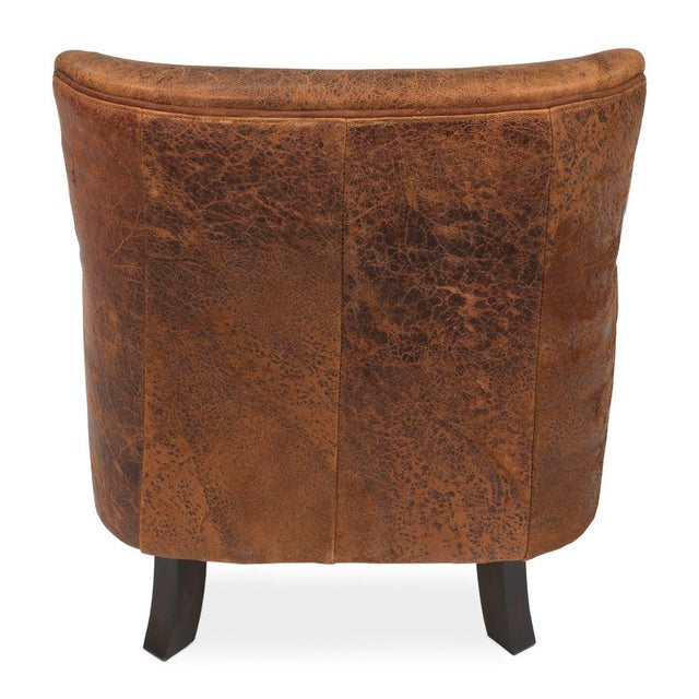 Sarreid Ltd. Putnam Arm Chair - Image 4 of 5