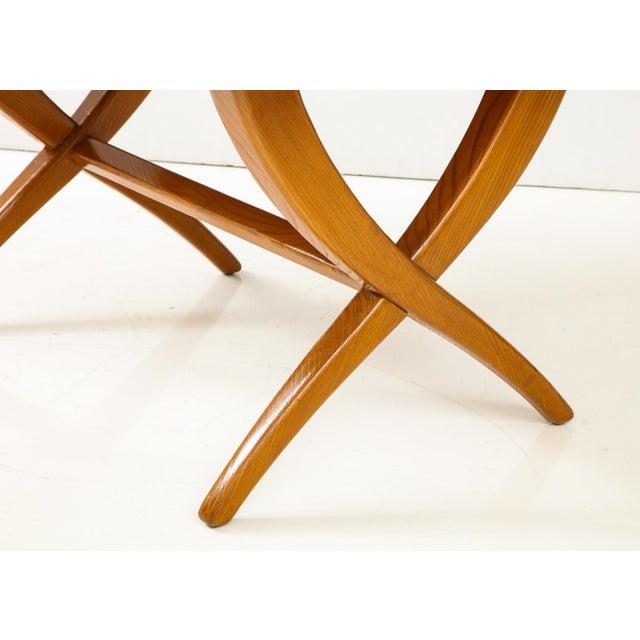 Guglielmo Pecorini Extension Dining Table For Sale - Image 10 of 13