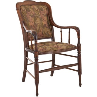 19th Century Country Armchair For Sale