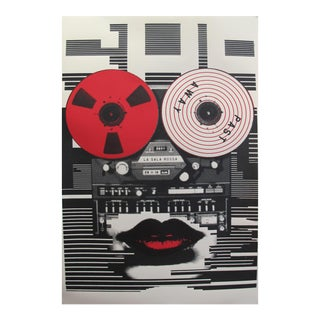 2019 Contemporary Music Poster - Past Away For Sale
