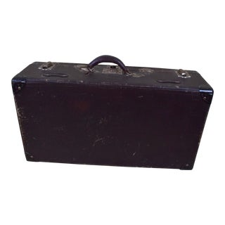 Antique Early 1900s Suit Case For Sale