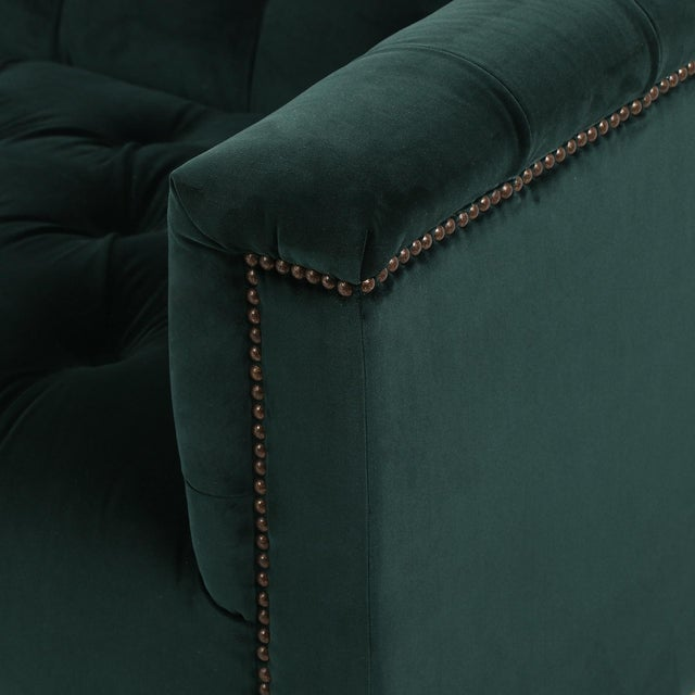 Modern Erdos + Ko Home Library Sofa For Sale In Austin - Image 6 of 7
