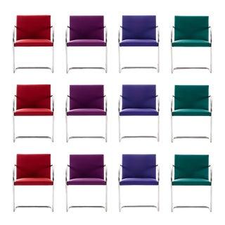 Set of Mies van Der Rohe BRNO Chairs
