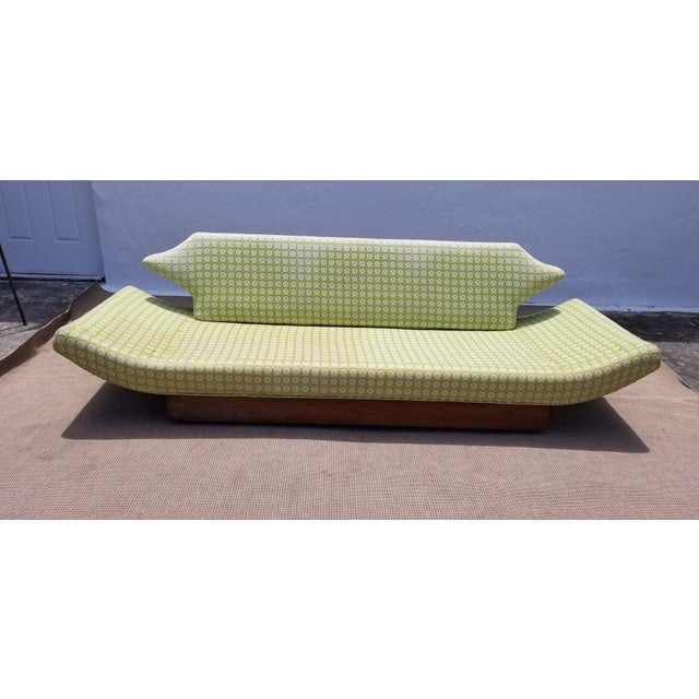 Super Adrian Pearsall Mcm Gondola Sofa Chairish Creativecarmelina Interior Chair Design Creativecarmelinacom