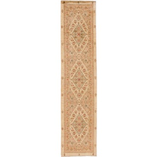 """21st Century Contemporary Indian Runner Rug , 2'5"""" X 10'9"""". For Sale"""