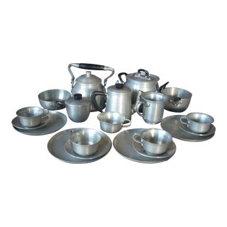 Italian Childs Tea Set - 20 Pieces