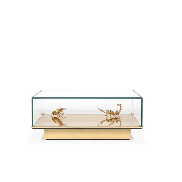 Modern Metamorphosis Center Table From Covet Paris For Sale - Image 3 of 4