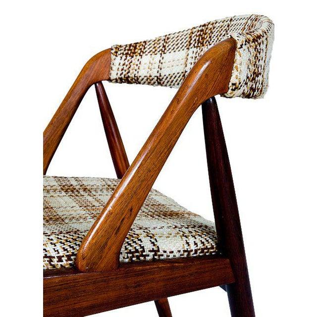 Set Of 6 Rosewood Kai Kristiansen Dining Chairs - Image 7 of 10