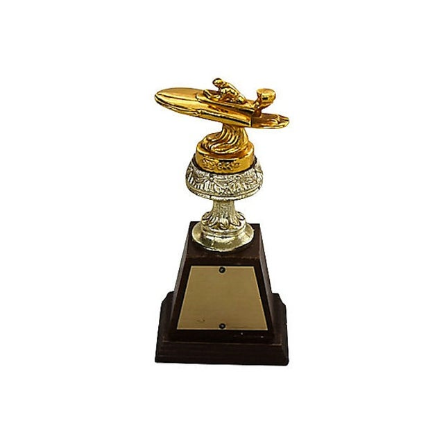 Vintage Boating Trophy - Image 2 of 5
