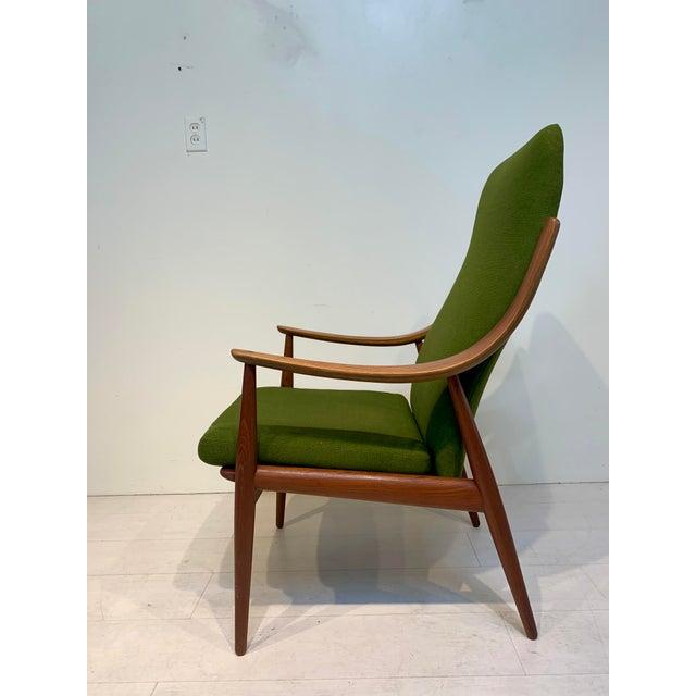 1950s Mid Century Modern Peter Hvidt & Orla Mølgaard-Nielsen for John Stuart Lounge Chair For Sale - Image 5 of 13