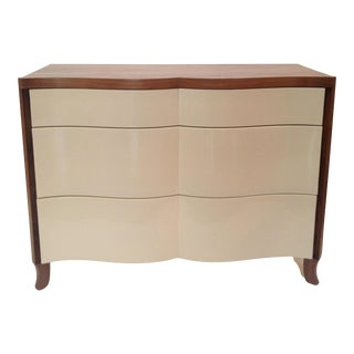 Platner & Co Fleur Lacquered Dresser For Sale