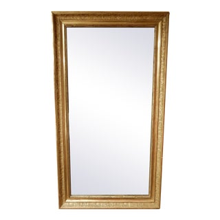 19th Century Empire Mirror For Sale