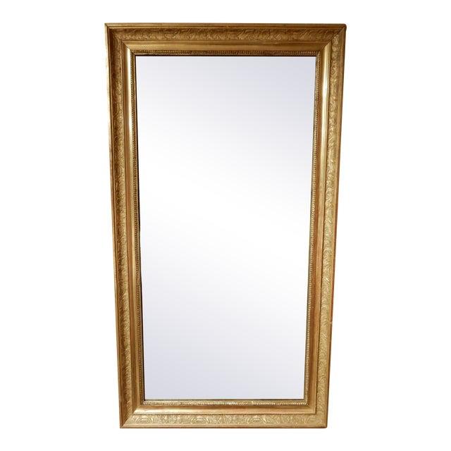 19th Century Empire Mirror For Sale