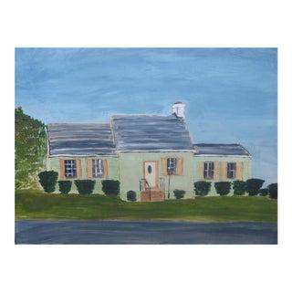 """""""Ocean Gateway House"""" Painting"""