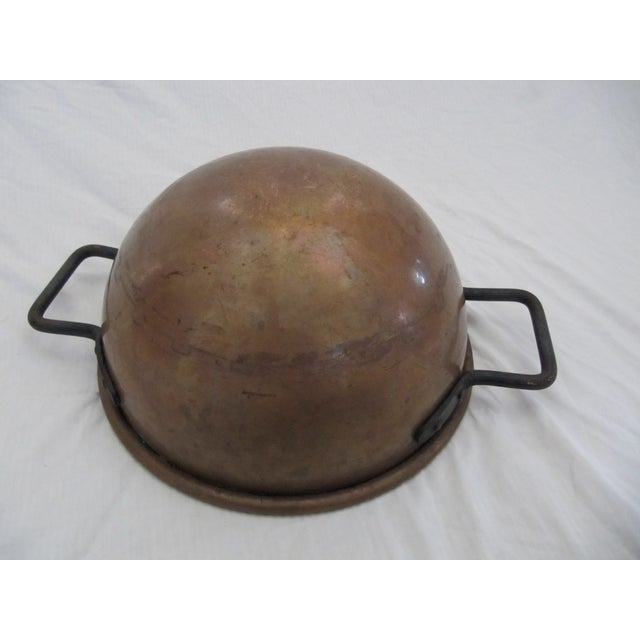 Copper Candy Cauldron For Sale - Image 4 of 9