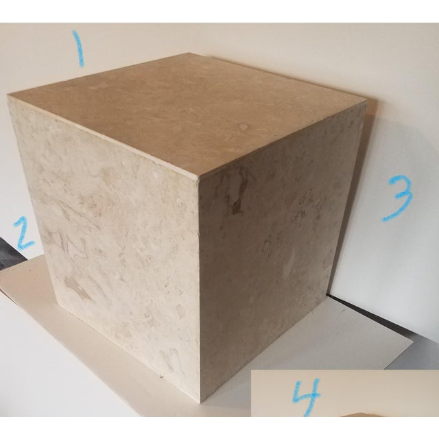 Not Yet Made - Made To Order Alejandro Rocha Large Cube 3 Sculptural Object For Sale - Image 5 of 5