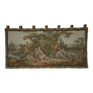 European Woven Tapestry