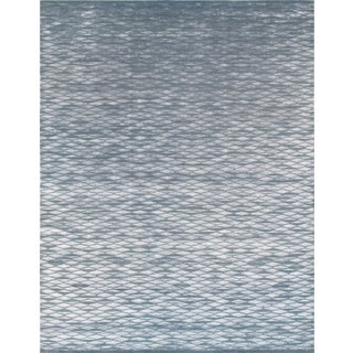 Pasargad Modern Silk & Wool Area Rug - 9' X 12' For Sale