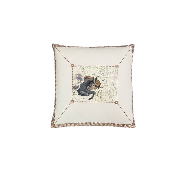 Taurus Pillow For Sale